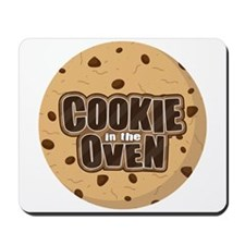 Cookie in the Oven™ Mousepad