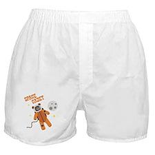 SPACE CADET Boxer Shorts