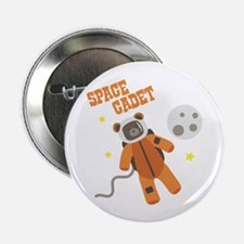 """SPACE CADET 2.25"""" Button (10 pack)"""