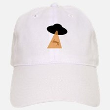 Alien UFO Abduction Baseball Baseball Cap
