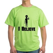 I Believe Alien T-Shirt