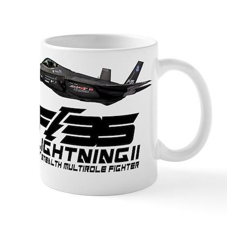 F-35 Lightning II Mugs