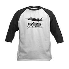 F-35 Lightning II Baseball Jersey
