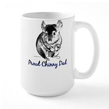 Chinny Dad Ceramic Mugs