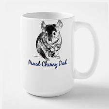 Chinny Dad Large Mug
