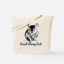 Chinny Dad Tote Bag