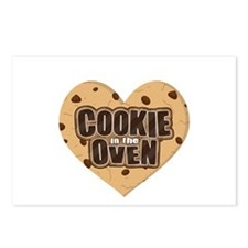 Cookie in the Oven™ Postcards (Package of 8)