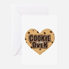 Cookie in the Oven™ Greeting Card