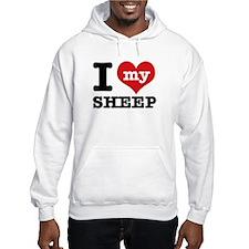I love my Sheep Hoodie