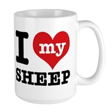 I love my Sheep Mug