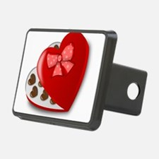 Candy For My Valentine Hitch Cover