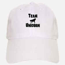 Team Unicorn Baseball Baseball Cap