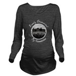 Easily Distracted By Cemeteries Long Sleeve Matern