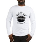Easily Distracted By Cemeteries Long Sleeve T-Shir