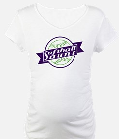Softball Aunt Shirt