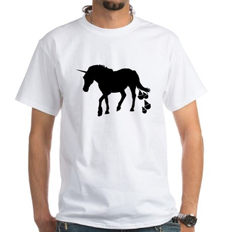 Unicorn Pooping Ice Cream T-Shirt