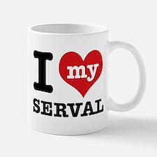 I love my Serval Mug