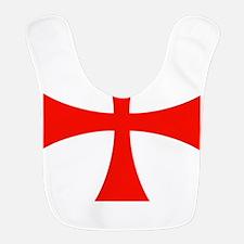 Knights Templar Cross Bib