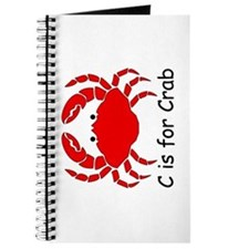 C is for Crab Journal