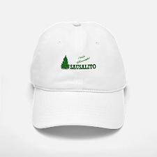 Visit Beautiful Sausalito Baseball Baseball Cap