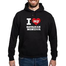 I love my Savanah Monitor Hoodie