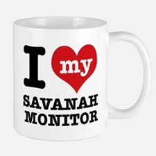 I love my Savanah Monitor Mug