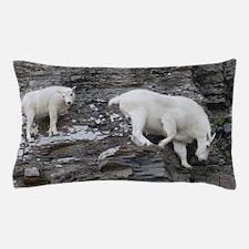 Mountain Goat Pillow Case