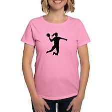 Womens handball Tee