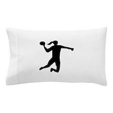 Womens handball Pillow Case