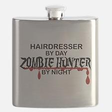Zombie Hunter - Hairdresser Flask