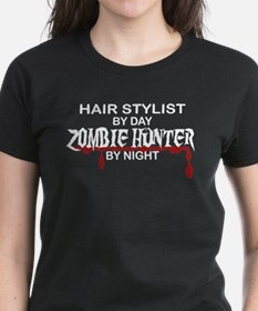Zombie Hunter - Hair Stylist Tee