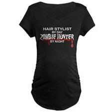 Zombie Hunter - Hair Stylist T-Shirt