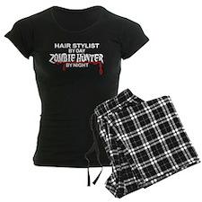 Zombie Hunter - Hair Stylist Pajamas