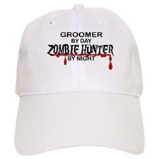 Zombie Hunter - Groomer Baseball Cap