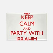 Keep Calm and Party with Ibrahim Magnets