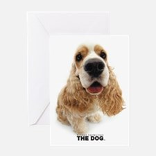 American Cocker Spaniel Greeting Cards