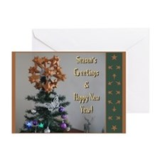 Polyhedral Christmas Greeting Cards (Pk Of 20)