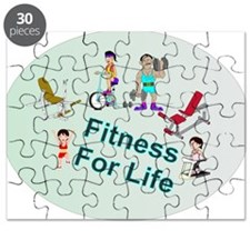 Fitness For Life Puzzle