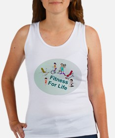 Fitness For Life Tank Top