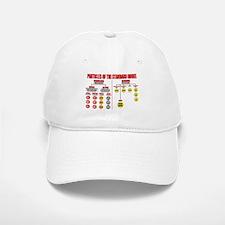 Particles Baseball Baseball Cap