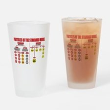 Particles Drinking Glass