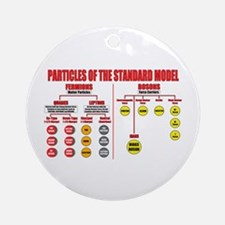 Particles Ornament (Round)