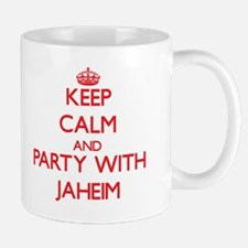 Keep Calm and Party with Jaheim Mugs