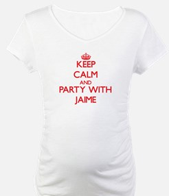 Keep Calm and Party with Jaime Shirt