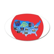 The Mother Road Wall Decal