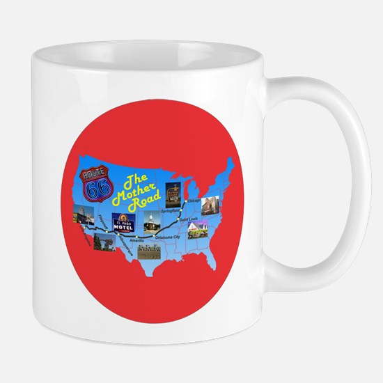 The Mother Road Mugs