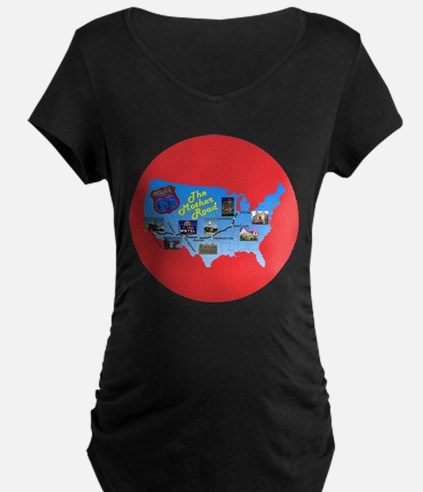 The Mother Road Maternity T-Shirt