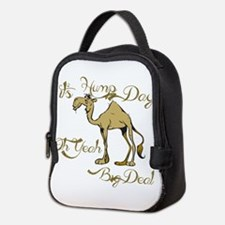 Hump Day Big Deal Neoprene Lunch Bag