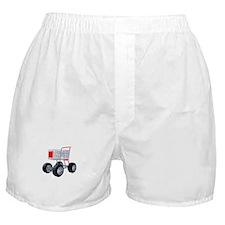 Super shopping cart Boxer Shorts