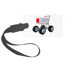 Super shopping cart Luggage Tag